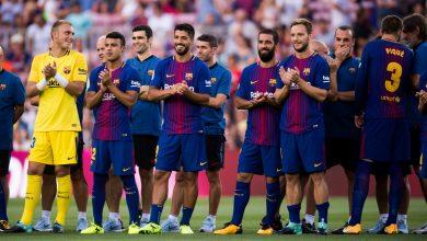 صورة هذا النادي قد يرحم برشلونة من إصابات لاعبه في يناير