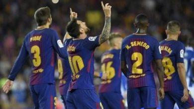 الكشف عن تقييم لاعبي برشلونة أمام لاس بالماس بالليغا
