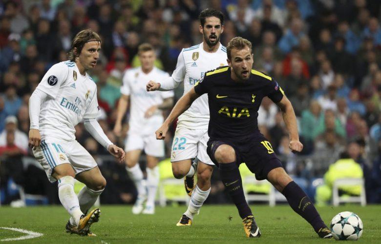 1 346 780x500 - بالفيديو.. ريال مدريد وتوتنهام يقتسمان صدارة المجموعة الثامنة بالشامبيونزليج