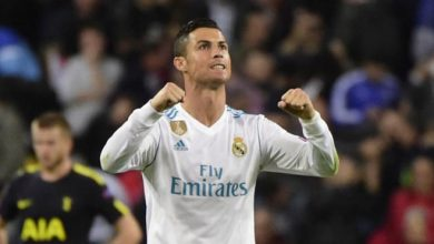 Photo of رونالدو ليس الأفضل.. تعرف على تقييم لاعبي ريال مدريد أمام توتنهام بالشامبيونزليج
