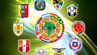 ما بين متنافسي أمريكا الجنوبية.. كيف يحسم كل منتخب التأهل إلى مونديال روسيا؟