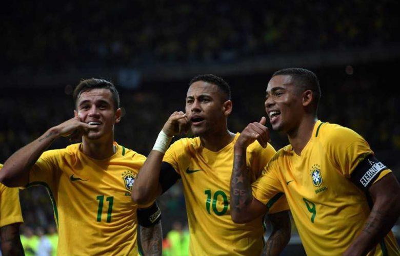 1 6 780x500 - تشكيل ناري للمنتخب البرازيلي أمام بوليفيا في تصفيات مونديال روسيا