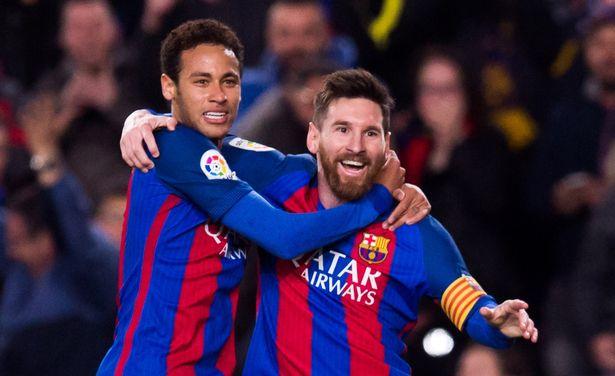 FC Barcelona v RC Celta de Vigo La Liga - نيمار : هذا ما قلته لميسي و بارتوميو في الحفل