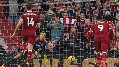 ليفربول يستعيد نغمة الانتصارات بثلاثية في شباك هيديرسفيلد