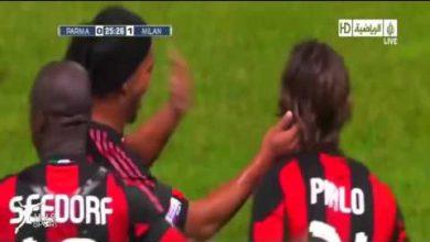Photo of بالفيديو: هدف بيرلو من نصف الملعب