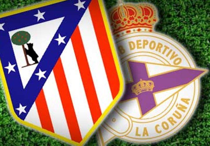 لاكورونا و اتلتيكو مدريد 720x500 - توقيت والقنوات الناقلة لمباراة ديبورتيفو لاكورونا و اتلتيكو مدريد