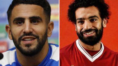 محمد صلاح يقود 6 لاعبين عرب في قائمة المرشحين لأفضل لاعب في أفريقيا.. ومفاجأة بشأن محرز