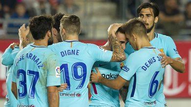 الكشف عن التشكيلة المتوقعة لبرشلونة أمام مورسيا بكأس الملك