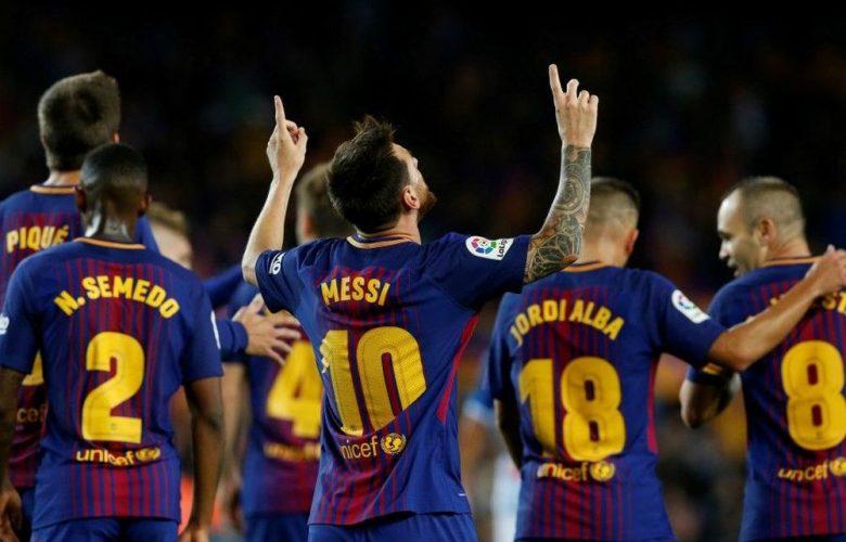 1353082 Barca Messi 780x500 - برشلونة يضحي بنجمه للتعاقد مع لاعب الريال السابق