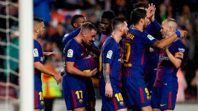 الكشف عن التشكيلة المتوقعة لبرشلونة أمام سيلتا فيجو بالليغا