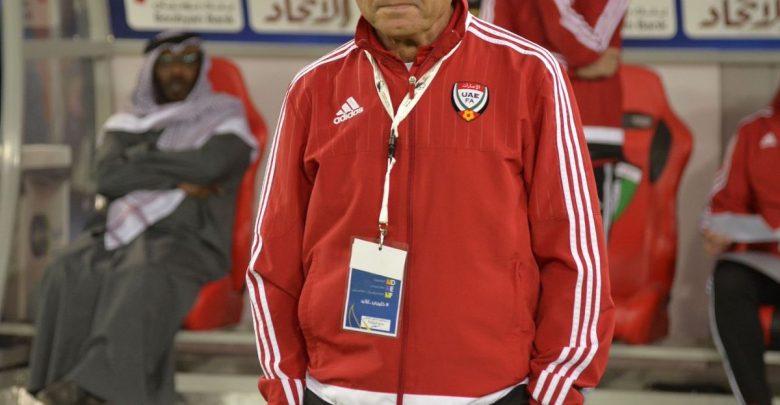 Photo of زاكيروني يغضب جماهير الإمارات بهذه التصريحات