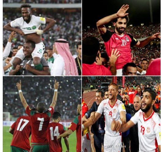 1 4 537x500 - تعرف على المنتخبات التي قد يواجهها العرب في دور الـ16 بمونديال روسيا