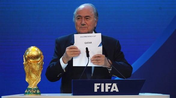 45 - فيفا يطلب من 3 دول الاستعداد لتنظيم مونديال 2022 بدلاً من قطر