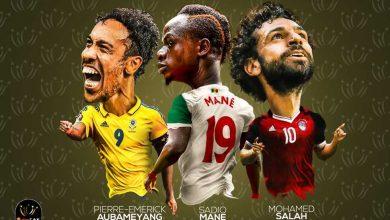 أفضل لاعب أفريقي