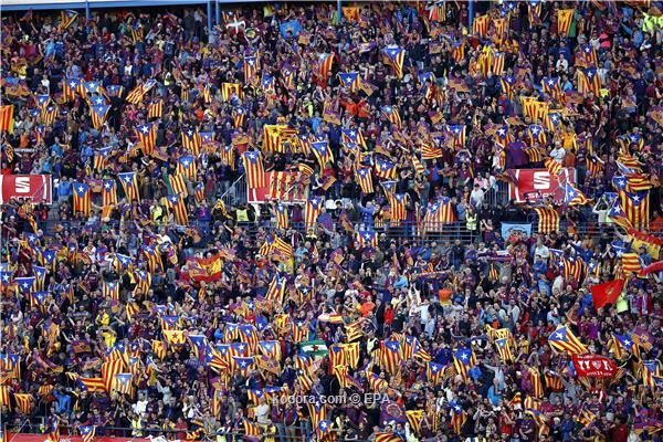 جمهور برشلونة
