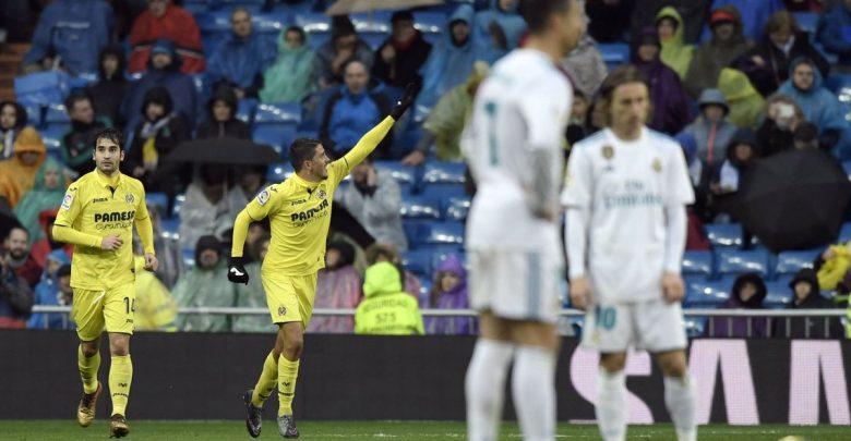 ريال مدريد وفياريال