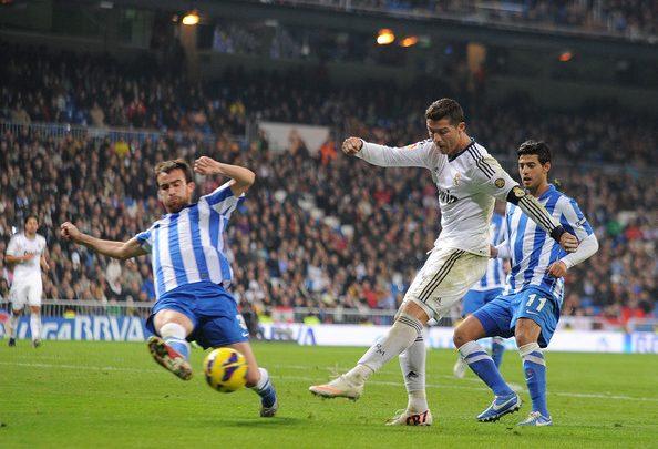 ريال مدريد وسوسيداد