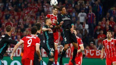 صورة خبر سار لجماهير ريال مدريد قبل مباراة بايرن ميونيخ