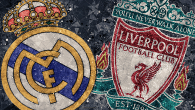 ليفربول و ريال مدريد