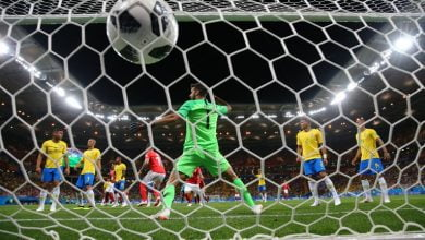 البرازيل و سويسرا