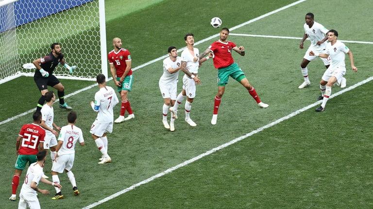 المغرب و البرتغال