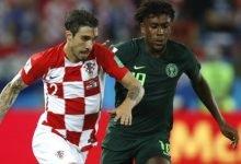 نيجيريا و كرواتيا