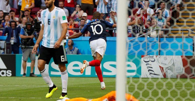 فرنسا و الأرجنتين