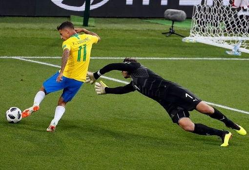 البرازيل و صربيا
