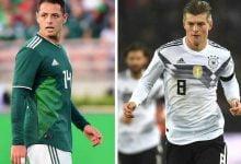 المانيا و المكسيك