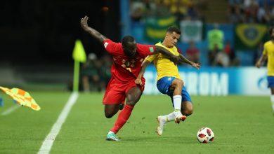 بلجيكا و البرازيل