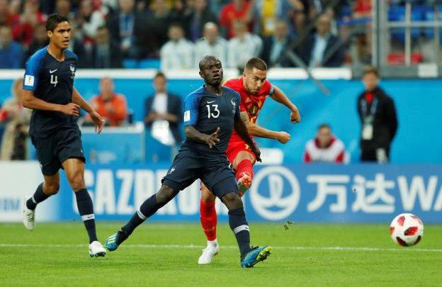 فرنسا و بلجيكا