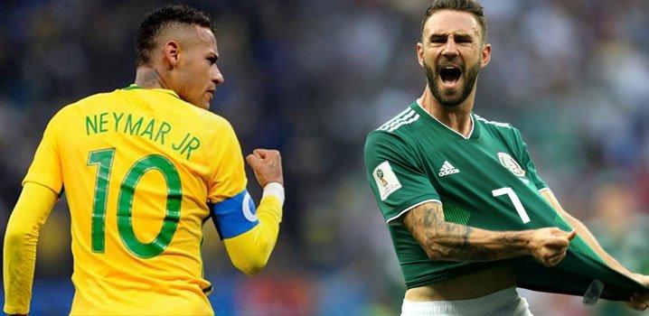 البرازيل و المكسيك