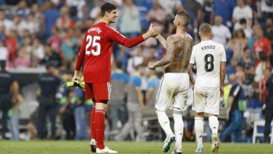 صورة مشكلة جديدة تهدد استقرار ريال مدريد هذا الموسم