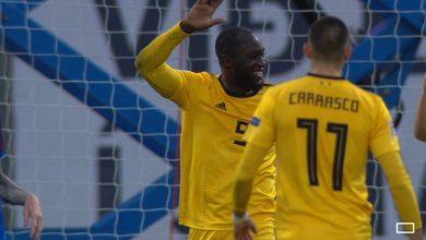 صورة دوري الأمم الأوروبية : بلجيكا تعود بفوز ثمين من ميدان أيسلندا