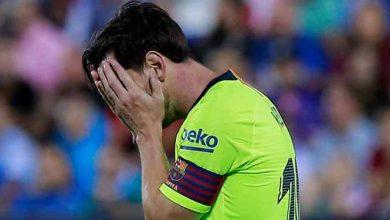 Photo of حالة من القلق بعد إصابة ليونيل ميسي مع الأرجنتين
