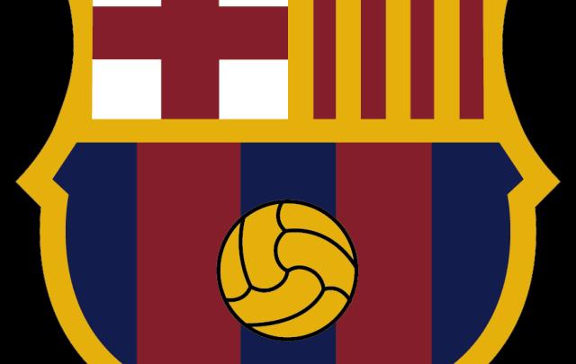 شعار برشلونة الجديد