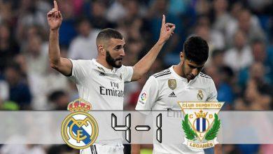 صورة ديفنسا تختار الأفضل و الأسوأ في ريال مدريد أمام ليجانيس