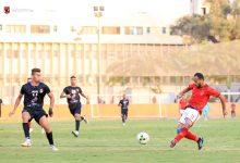 لقطة من مباراة الأهلي و المصرية للاتصالات