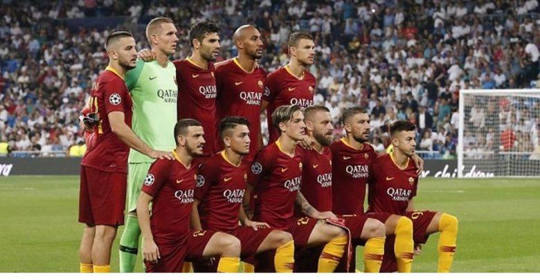 فريق روما الايطالي