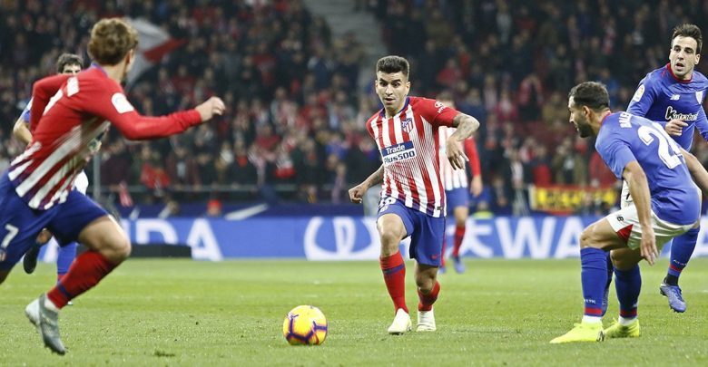 أتلتيكو مدريد و بلباو