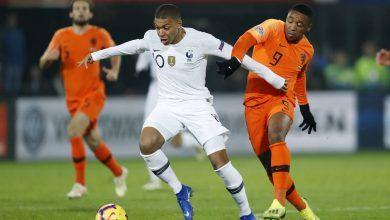 هولندا و فرنسا