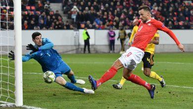 صورة دوري الأمم الأوروبية : سويسرا تحقق ريمونتادا تاريخية على حساب بلجيكا