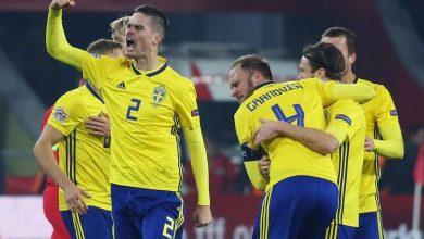 منتخب السويد