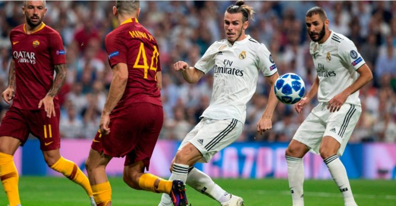 ريال مدريد و روما