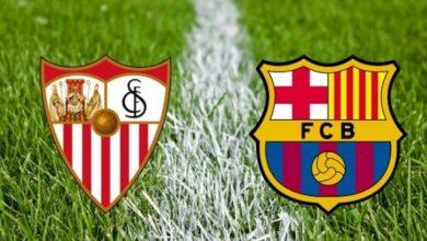 Photo of موعد مباراة برشلونة و إشبيلية في كأس ملك إسبانيا اليوم والقناة الناقلة