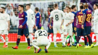 صورة عاجل ورسميا .. ريال مدريد بدون 4 نجوم في الكلاسيكو
