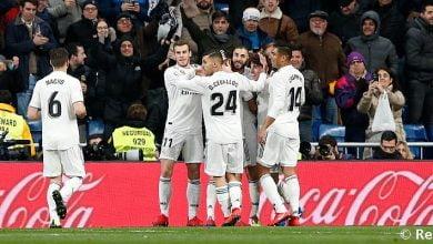 صورة عاجل.. تشكيلة ريال مدريد الرسمية أمام أياكس