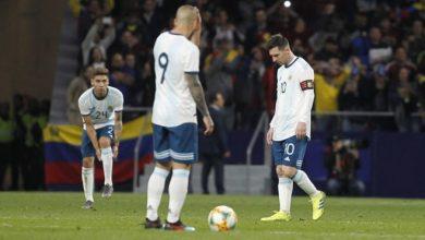 عودة ميسي لم تشفع.. الأرجنتين تسقط أمام فنزويلا بثلاثية وديا