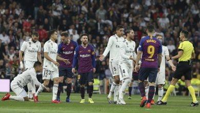 Photo of آخر أخبار برشلونة وريال مدريد اليوم السبت