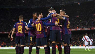 صورة ليفربول ويونايتد يناوران لخطف هدف برشلونة